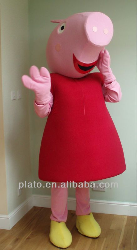 Peppa Pig Costume DIY  25 best ideas about Pig Costumes on Pinterest