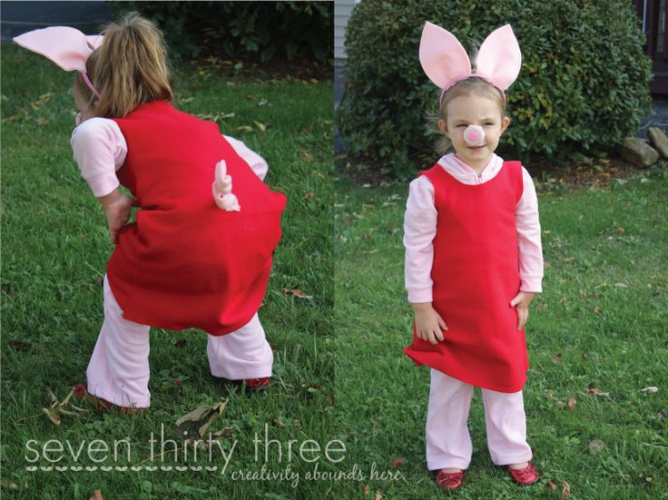 Peppa Pig Costume DIY  49 best Halloween with Peppa Pig images on Pinterest