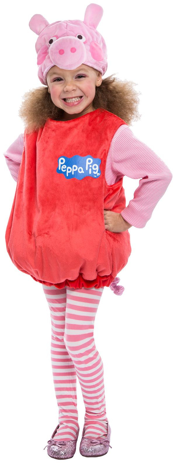 Peppa Pig Costume DIY  Peppa Pig Deluxe Toddler Costume PartyBell