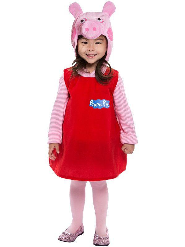 Peppa Pig Costume DIY  Peppa Pig Dress Costume Toddler Baby Toddler Costumes