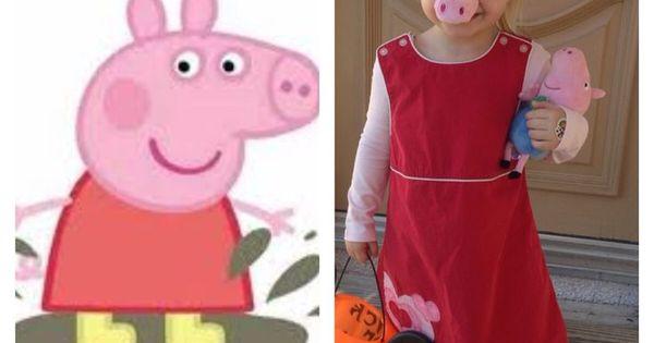 Peppa Pig Costume DIY  94ea20a cb1cd77f2125 736×736
