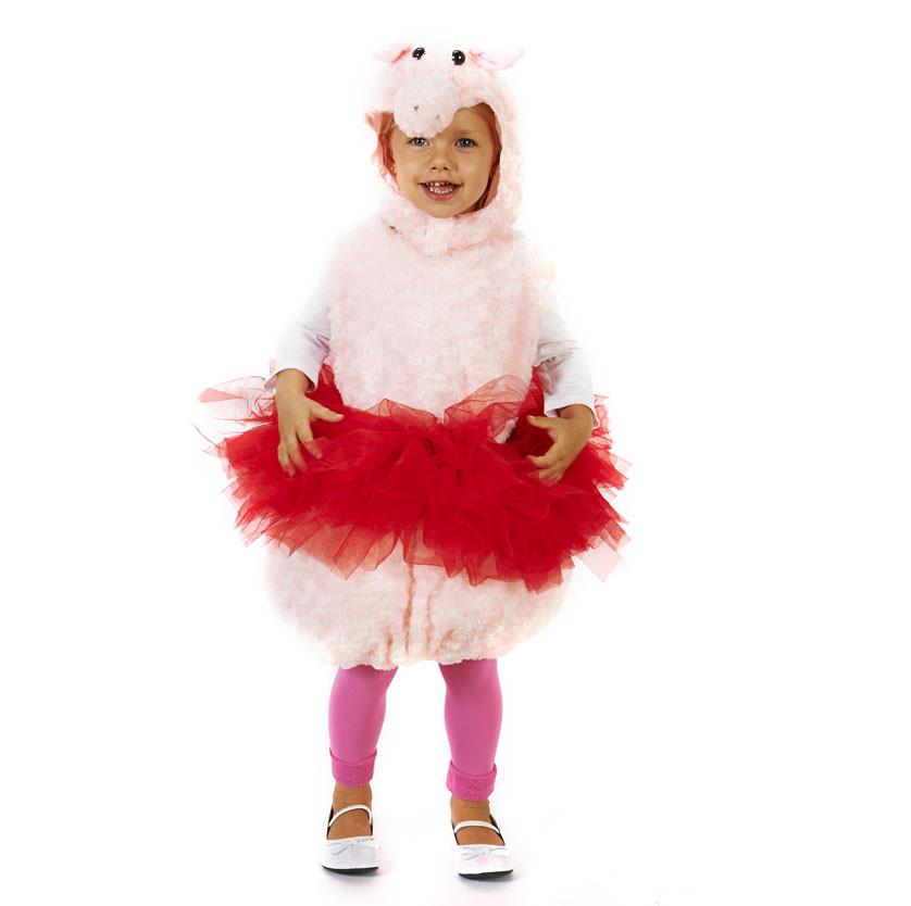 Peppa Pig Costume DIY  How to Make a DIY Peppa Pig Costume Halloween Costume