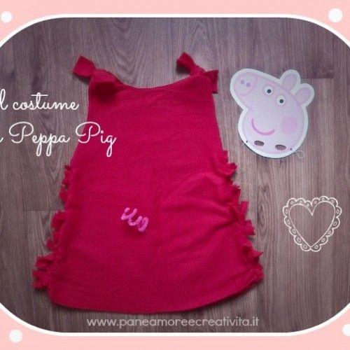 Peppa Pig Costume DIY  Peppa pig Pigs and Costumes on Pinterest