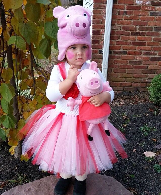 Peppa Pig Costume DIY  1000 images about Halloween with Peppa Pig on Pinterest