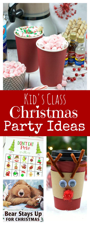 Pinterest Christmas Party Ideas  Kid s School Christmas Party Ideas – Fun Squared