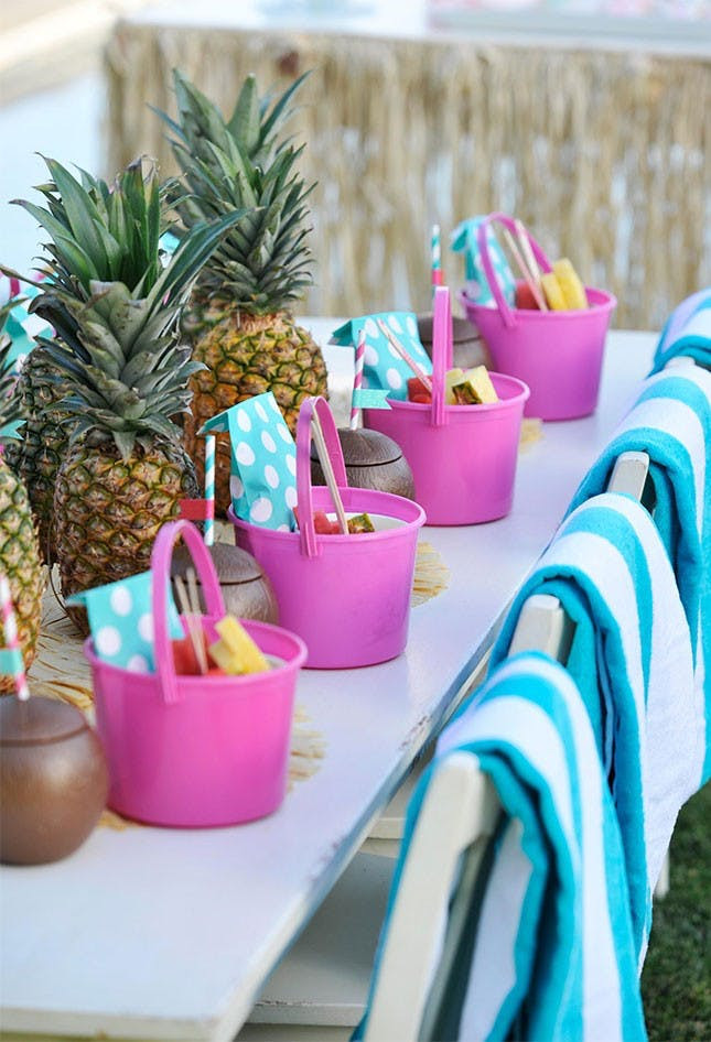 Pool Party Favors Ideas For Kids  18 Ways to Make Your Kid's Pool Party Epic