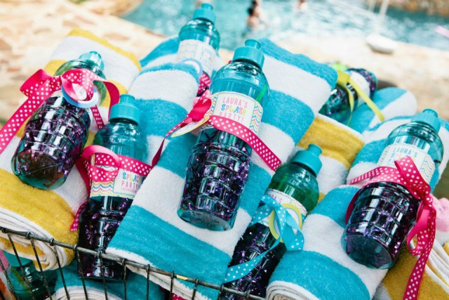 Pool Party Favors Ideas For Kids  How to Throw a Summer Pool Party for Kids