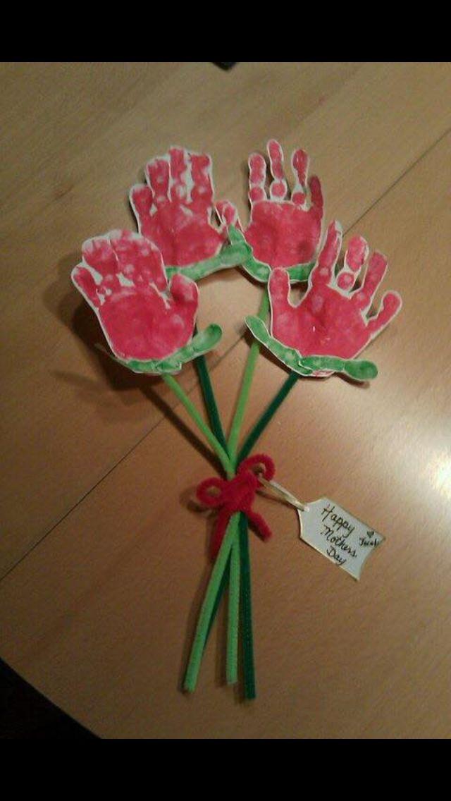 Preschool Mothers Day Gift Ideas  Lovely idea for mums day School Stuff