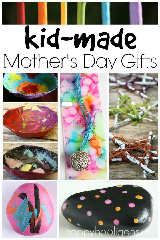 Preschool Mothers Day Gift Ideas  HandMade Mother s Day Gifts for Kids of All Ages to Make