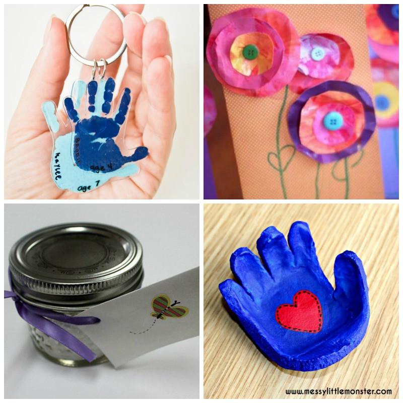 Preschool Mothers Day Gift Ideas  Mother's Day t ideas for preschoolers – Teach Preschool