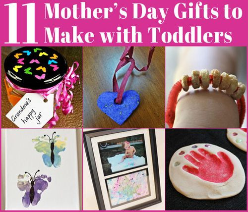 Preschool Mothers Day Gift Ideas  15 Mother s Day Gifts Preschoolers Can Make