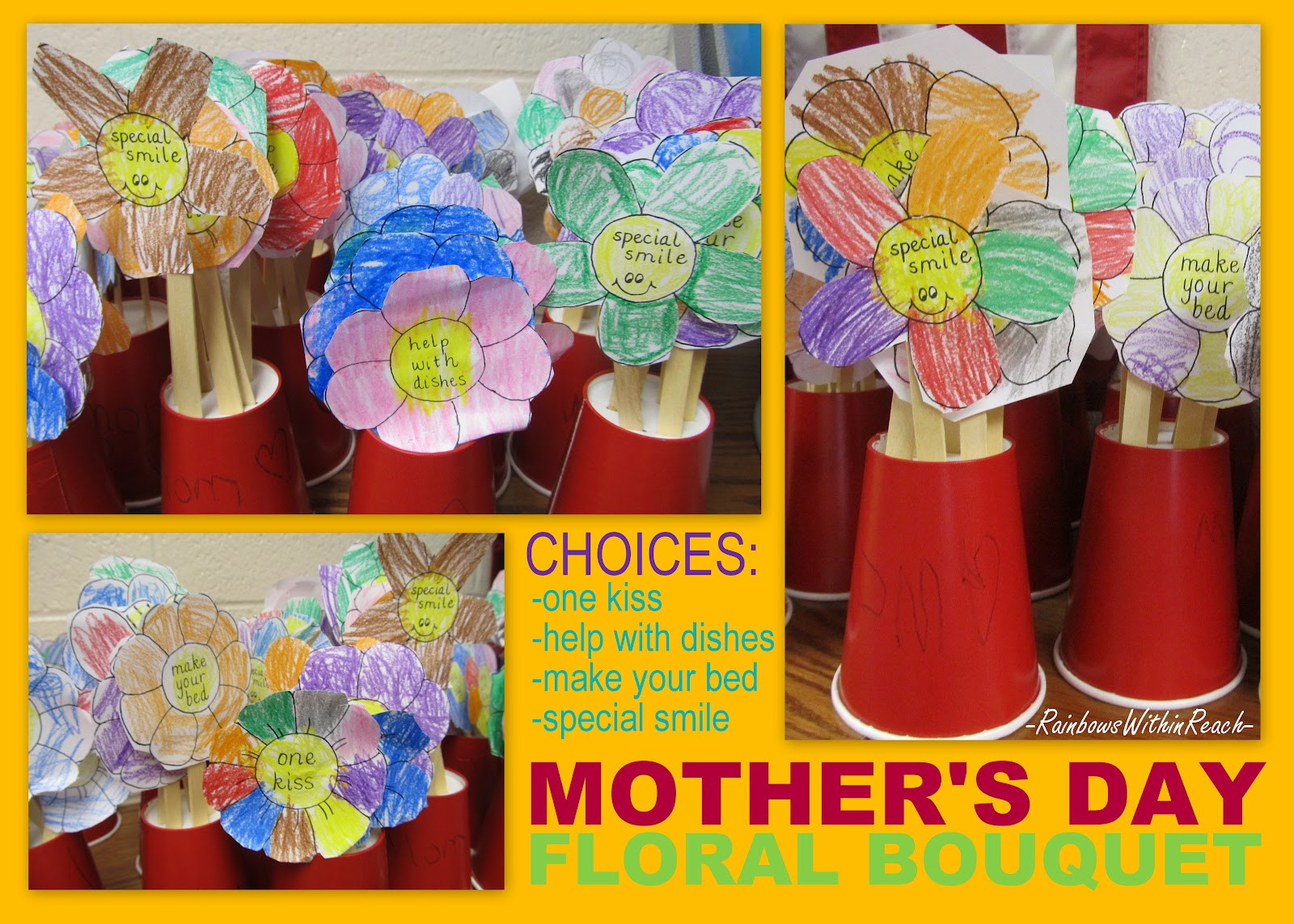 Preschool Mothers Day Gift Ideas  Mother s Day Gift Rhyme DrSeussProjects