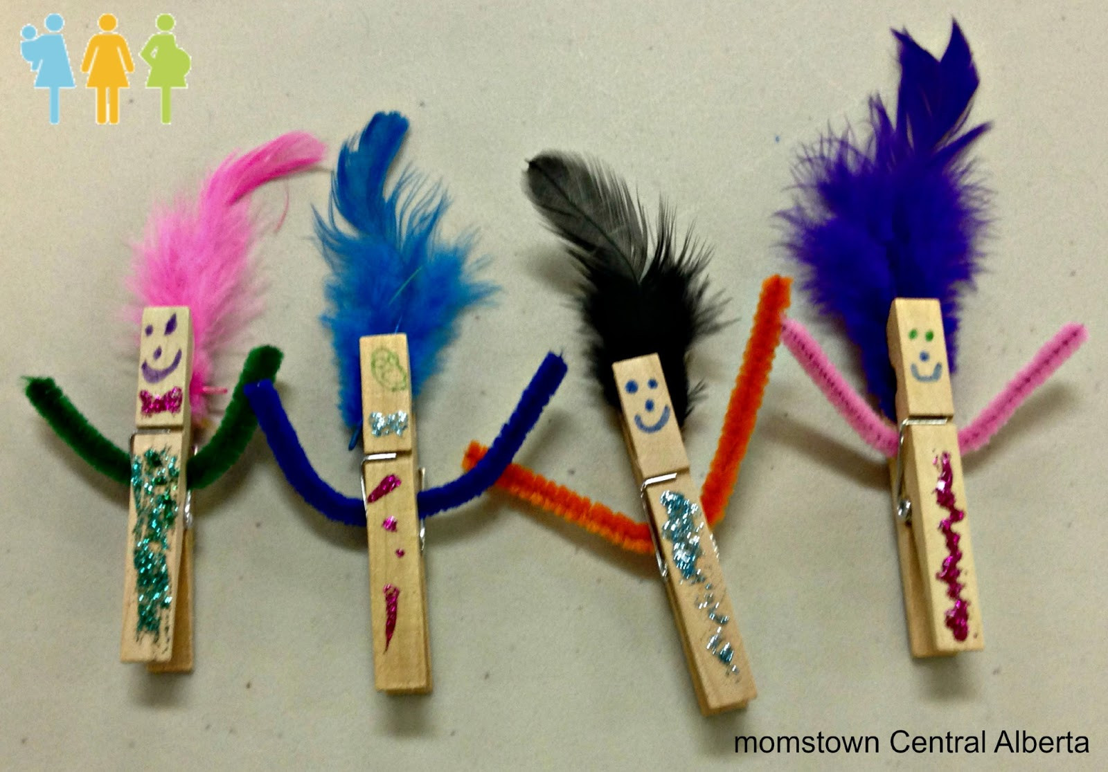 Preschoolers Art And Craft  Art and Play Silly Crafts for Preschoolers