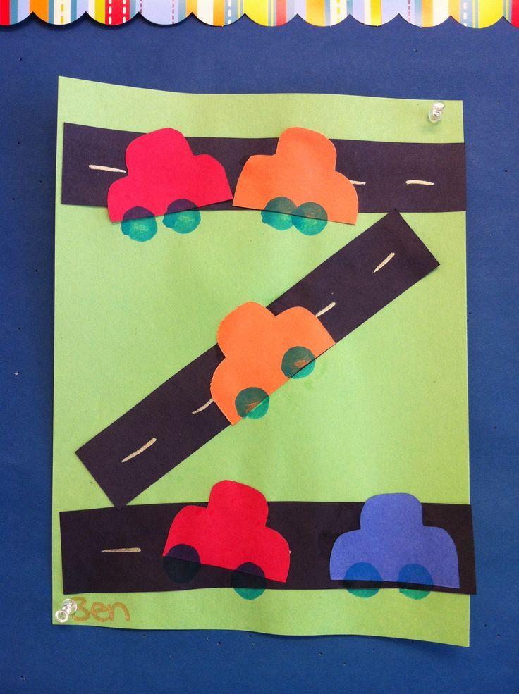 Preschoolers Art And Craft  transportation ideas for preschoolers Google Search