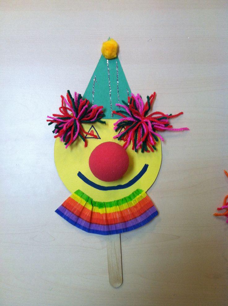 Preschoolers Art And Craft  Best 25 Preschool circus ideas on Pinterest
