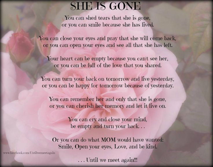 Quotes About Death Of A Mother  Inspirational Quotes For Loss A Mother QuotesGram via