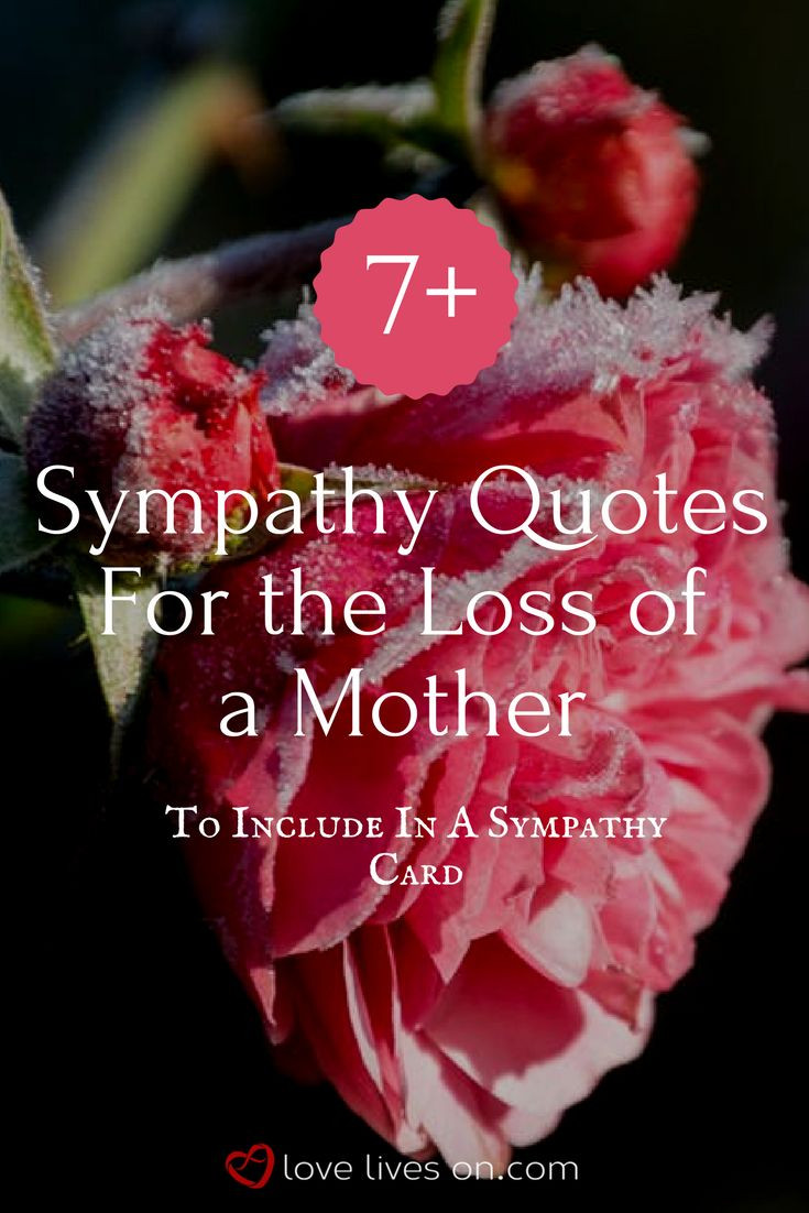 Quotes About Death Of A Mother  98 best Sympathy Cards & Sympathy Quotes images on