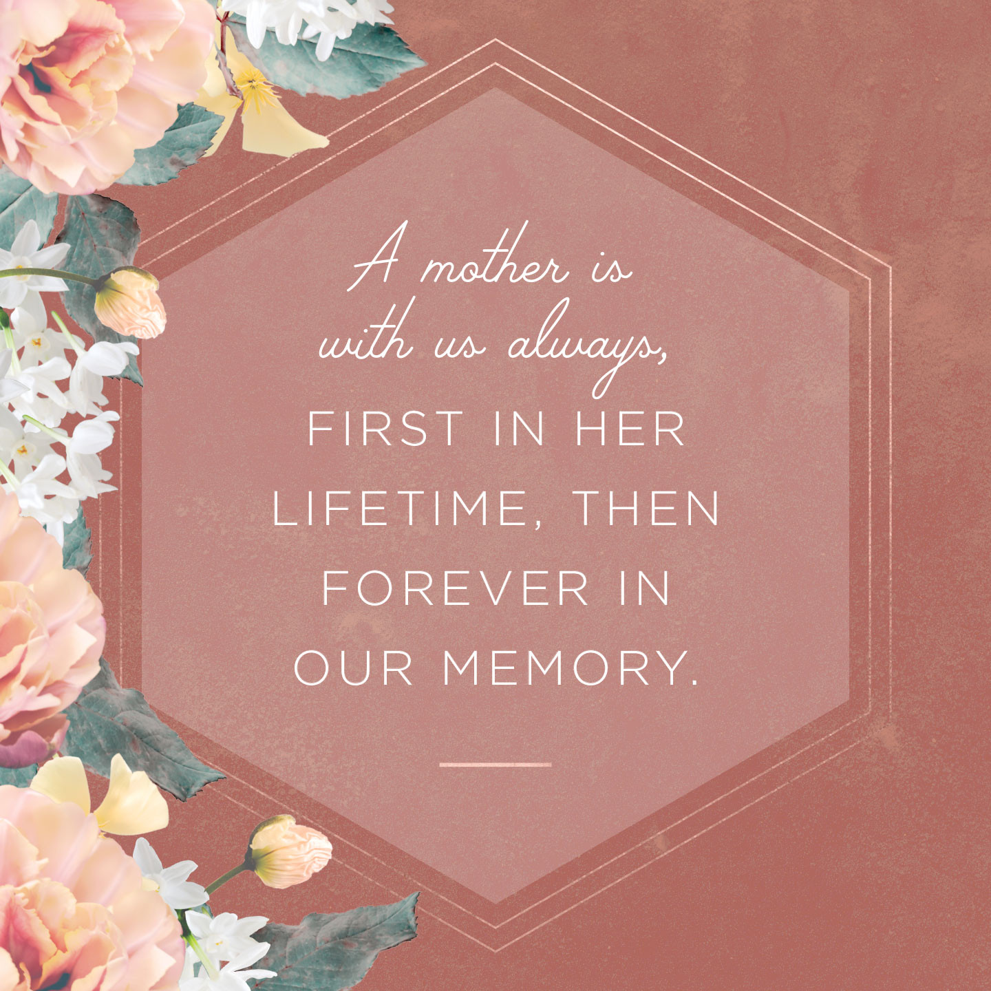 Quotes About Death Of A Mother  36 Sympathy Messages What to Write in a Condolence Card