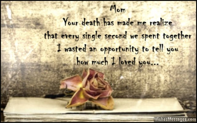 Quotes About Death Of A Mother  For Remembering The Deceased Quotes QuotesGram