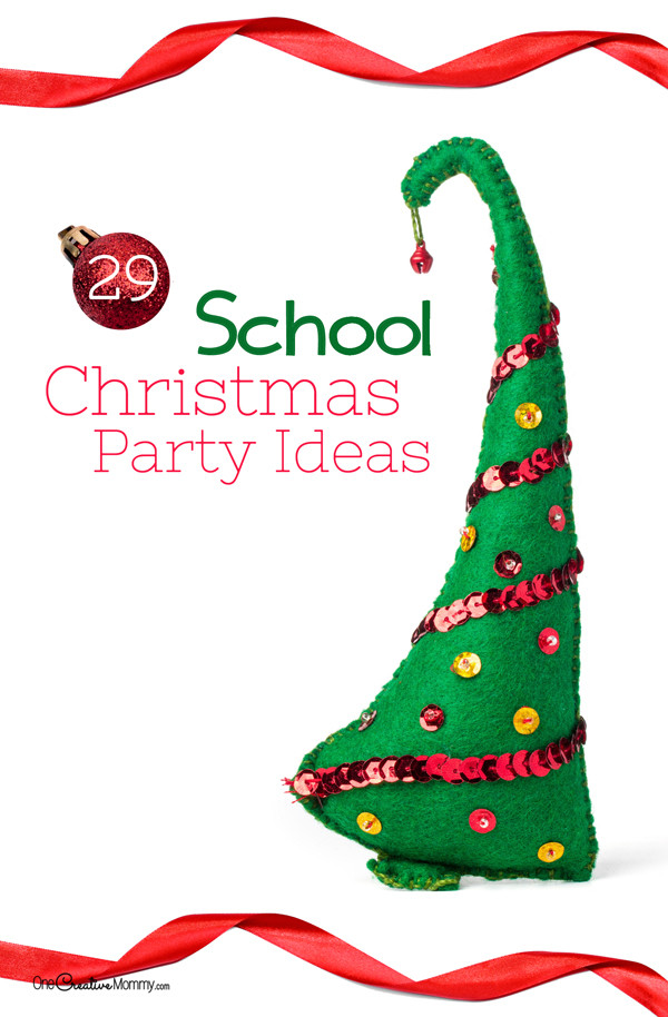 School Christmas Party Ideas  29 Awesome School Christmas Party Ideas