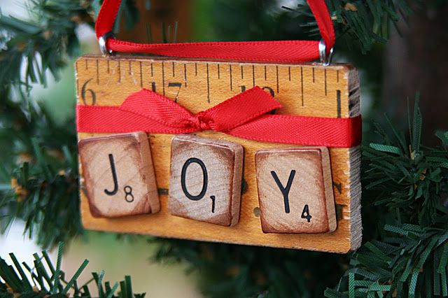 Scrabble Tile Christmas Ornaments  16 best images about Craft SCRABBLE TILES on Pinterest