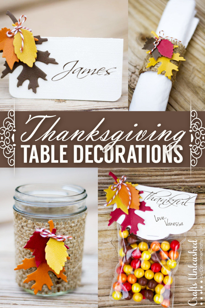 Simple Thanksgiving Table Decorations  25 Thanksgiving Mason Jar Ideas