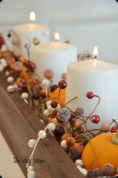Simple Thanksgiving Table Decorations  Simple & Creative DIY Thanksgiving Decorations
