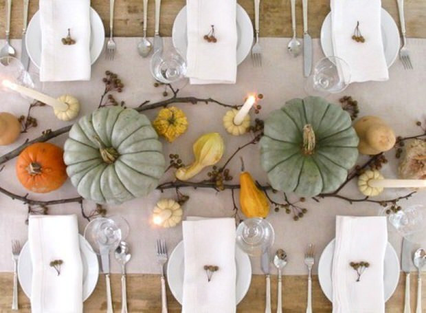 Simple Thanksgiving Table Decorations  Not Your Mother s Thanksgiving Table