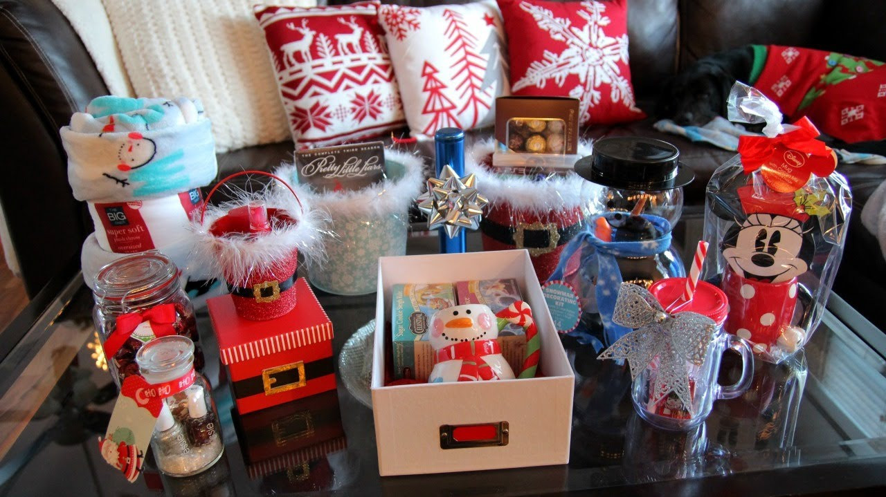 Small Christmas Gift Ideas  Christmas Gift Ideas & Cute Packaging Ideas Mostly