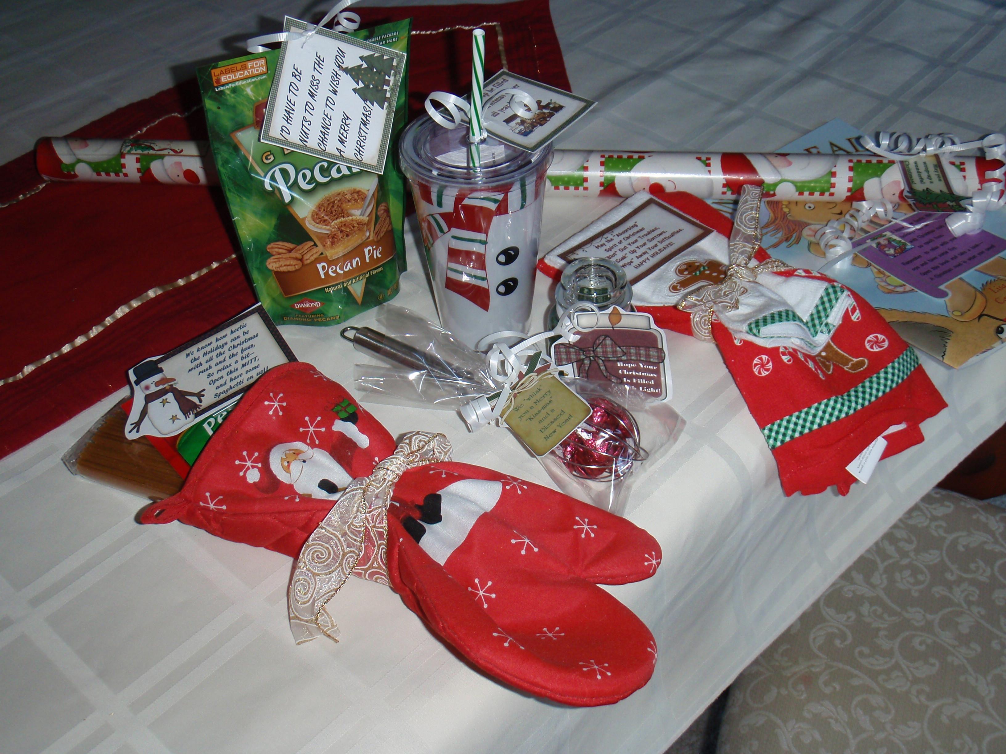 Small Christmas Gift Ideas  Inexpensive DIY Christmas Treats Teaching Heart Blog