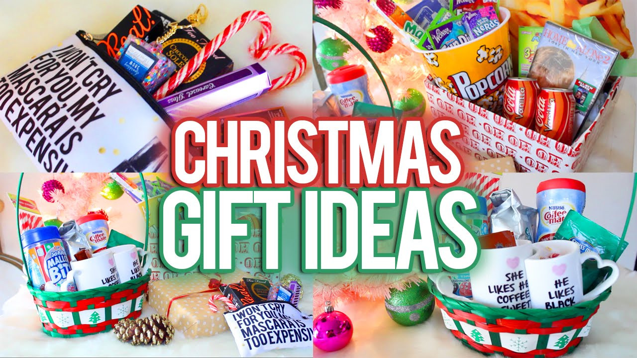 Small Holiday Gift Ideas  CHRISTMAS GIFT IDEAS