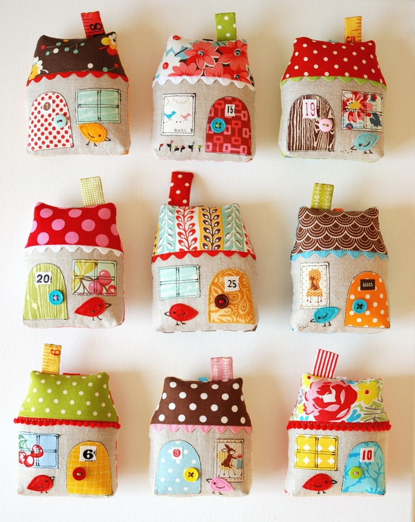 Small Holiday Gift Ideas  Small sewing projects – fabulous handmade Christmas t ideas