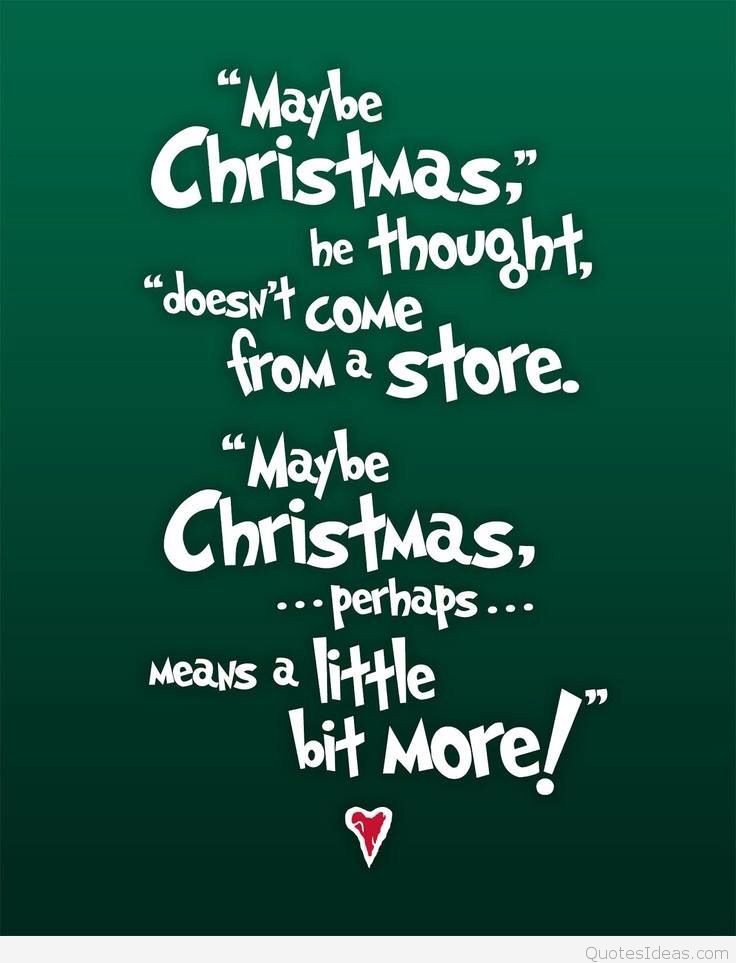 Spirit Of Christmas Quotes  Spiritual Merry Christmas Quotes Sayings Cards 2015