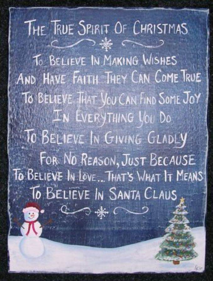 Spirit Of Christmas Quotes  Happy Holiday Wishes Quotes and Christmas Greetings Quotes