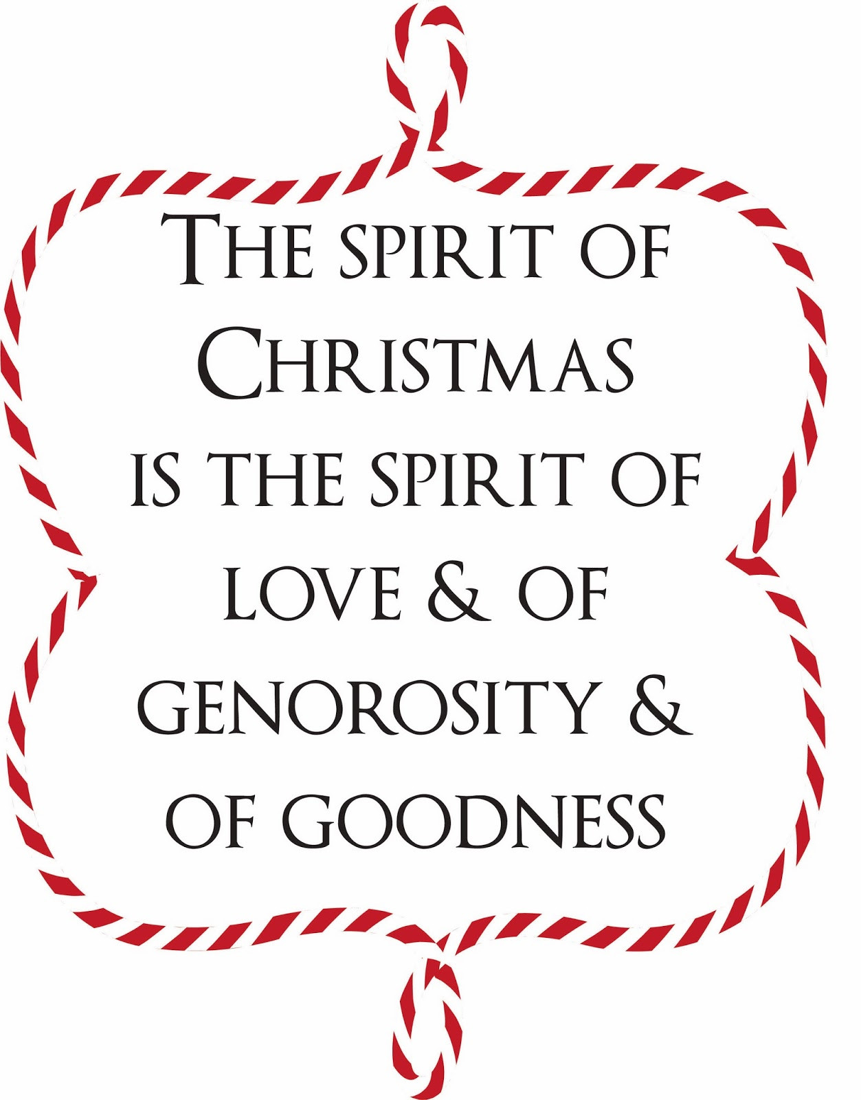 Spirit Of Christmas Quotes  Janey Mac CHRISTmas Quotes