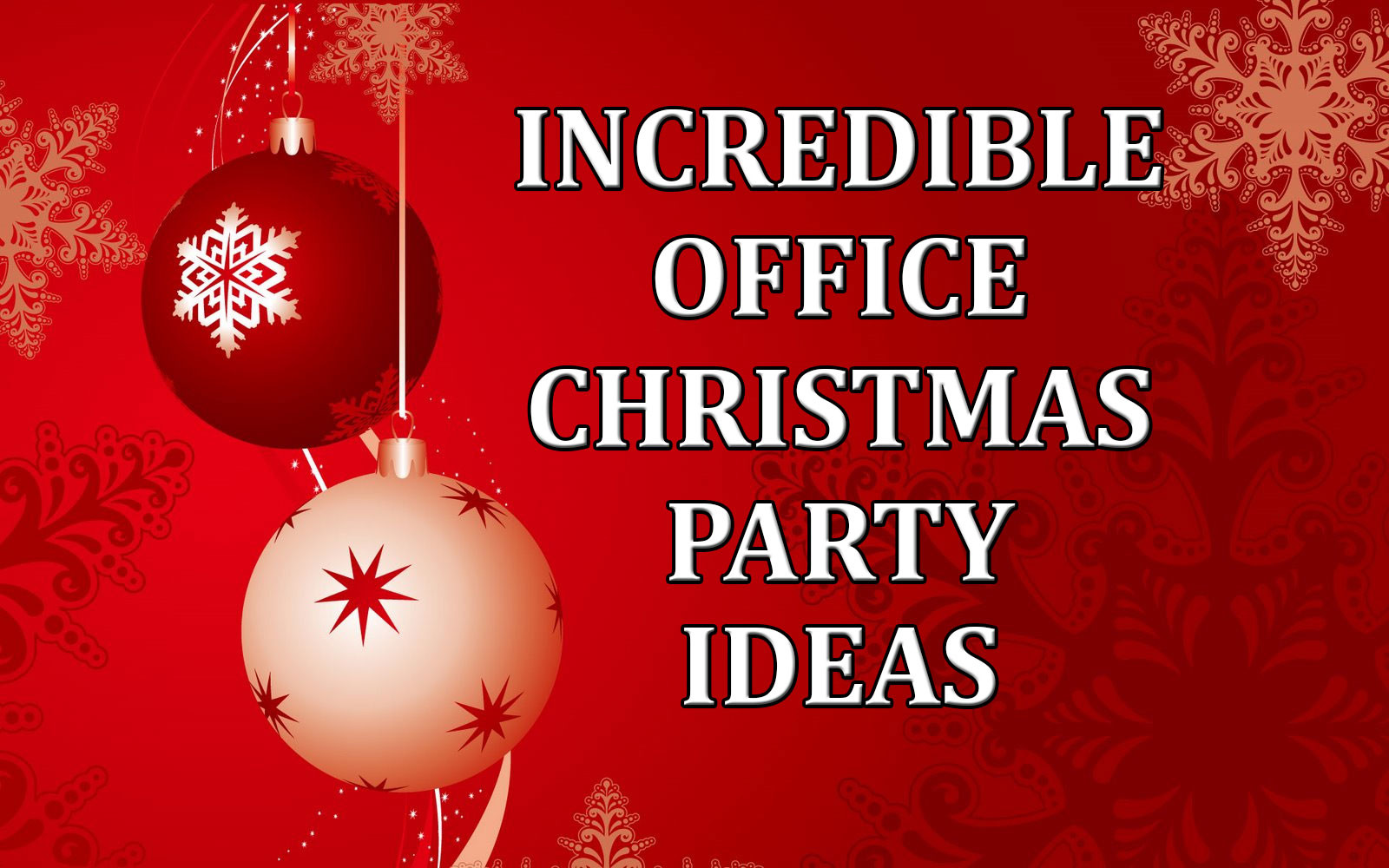 Staff Christmas Party Ideas  Incredible fice Christmas Party Ideas edy Ventriloquist