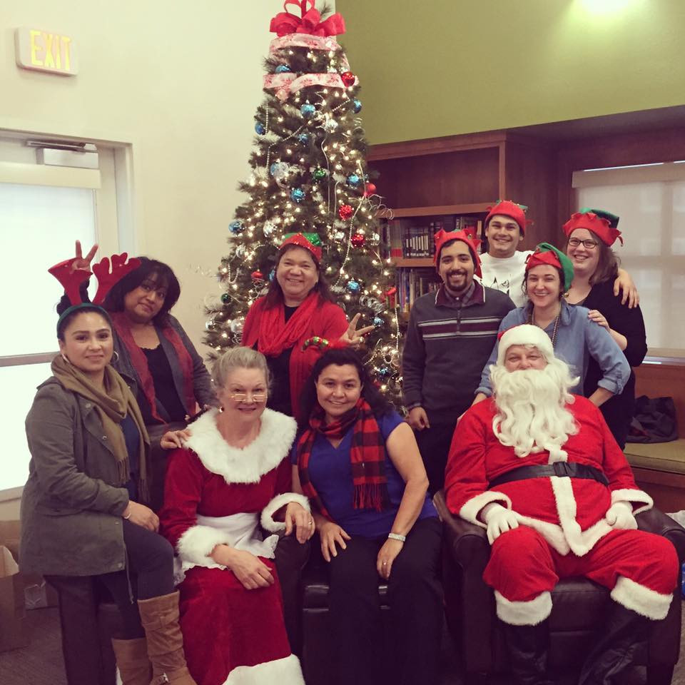 Staff Christmas Party Ideas  Santa Songs and Smiles at Bienestar Christmas Parties