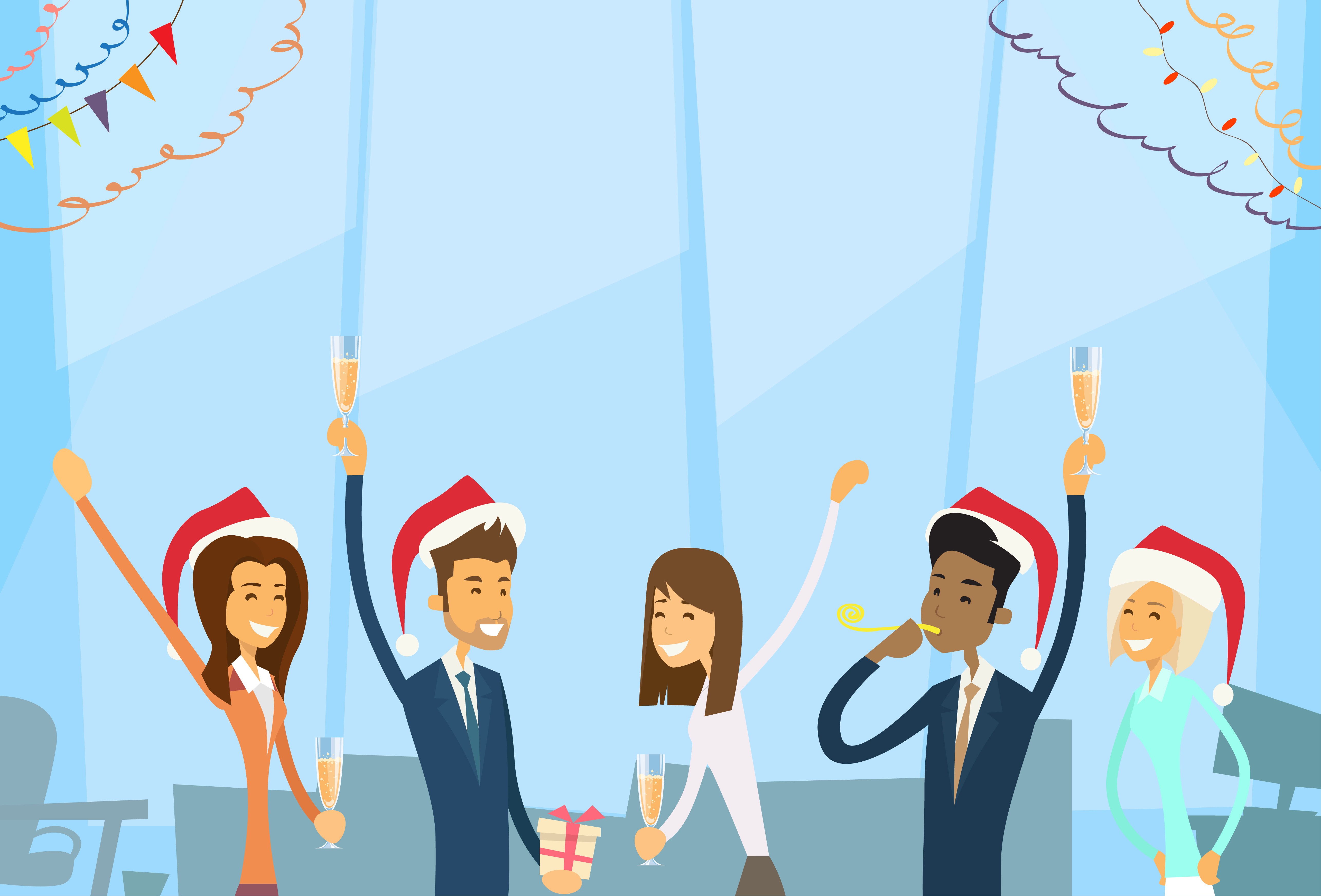 Staff Christmas Party Ideas  Small business owners don t need to blow the bank on