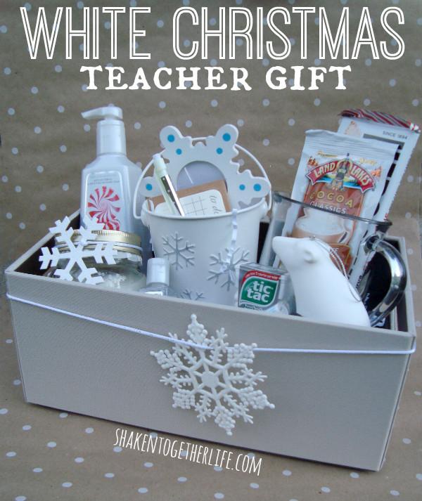 Teacher Christmas Gift Ideas  15 Easy Christmas Gifts For Teachers Over The Big Moon