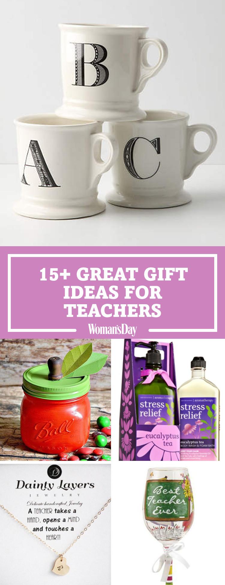 Teacher Christmas Gift Ideas  17 Best Teacher Gift Ideas Teacher Appreciation Gifts