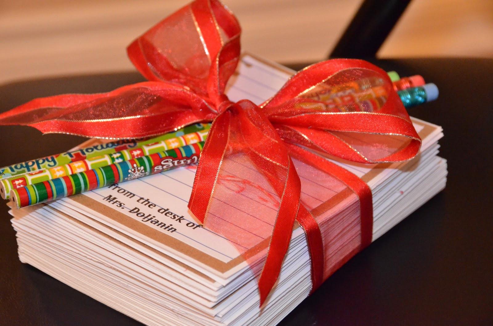 Teacher Christmas Gift Ideas  g rated Teacher Christmas Gifts