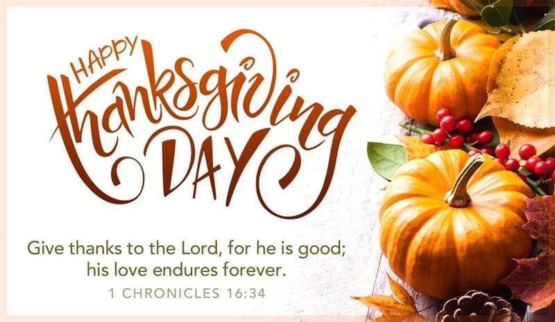 Thanksgiving Christian Quotes  26 Thanksgiving Bible Verses Top Inspiring Scriptures