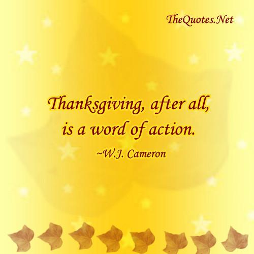 Thanksgiving Day Quotes  ThanksGiving Day Quotes
