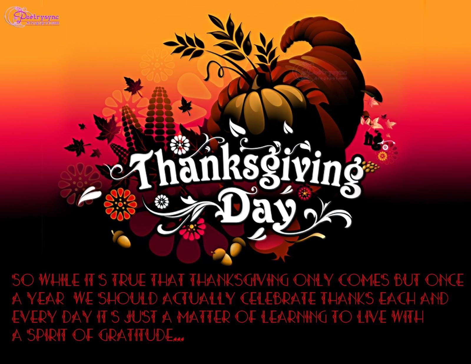 Thanksgiving Day Quotes  Thanksgiving day Quotes QuotesGram
