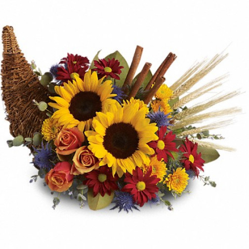 Thanksgiving Flower Delivery  Branford Florist