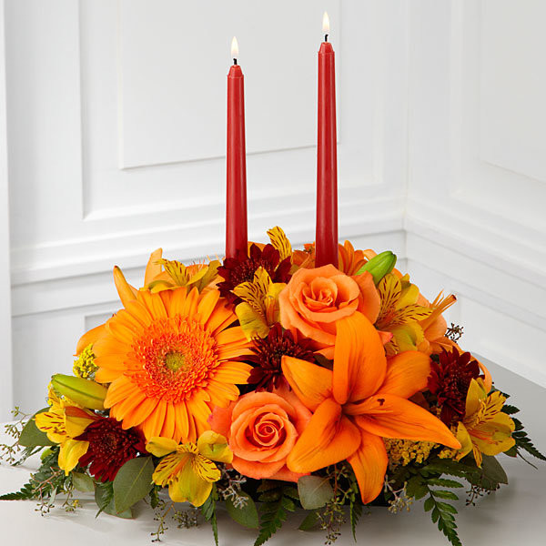 Thanksgiving Flower Delivery  The FTD Colors Abound™ Bouquet