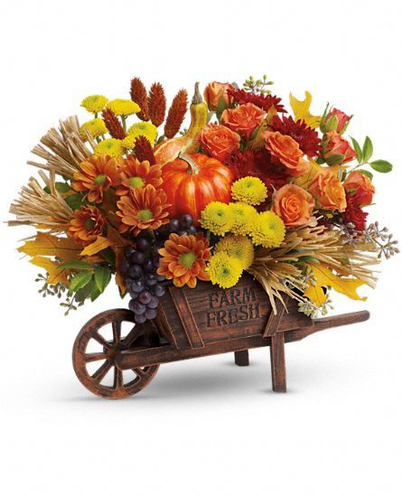 Thanksgiving Flower Delivery  1000 images about Fall Flower Arrangements on Pinterest