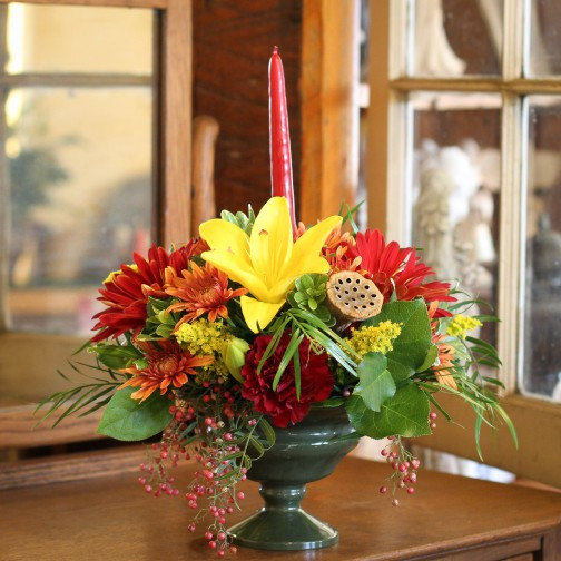 Thanksgiving Flower Delivery  Anoka Florist