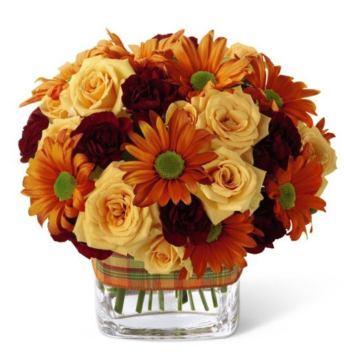 Thanksgiving Flower Delivery  Canada Floral Delivery Blog Flowers For Thanksgiving