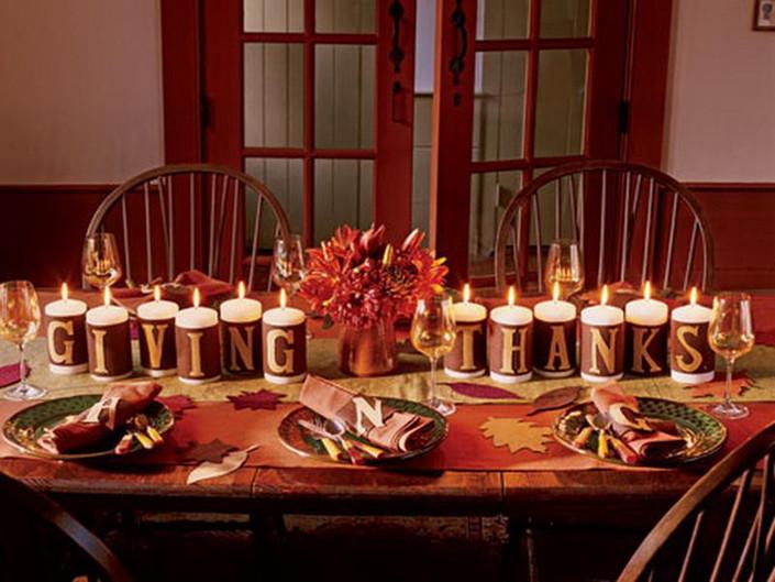 Thanksgiving Table Decor Ideas  New Pinterest Board Thanksgiving Decor Ideas